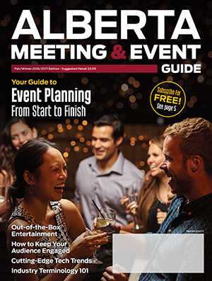 Alberta Meeting and Planning Guide Fall Winter 2016